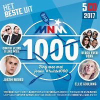 Cover  - Het beste uit de MNM 1000 [2017]
